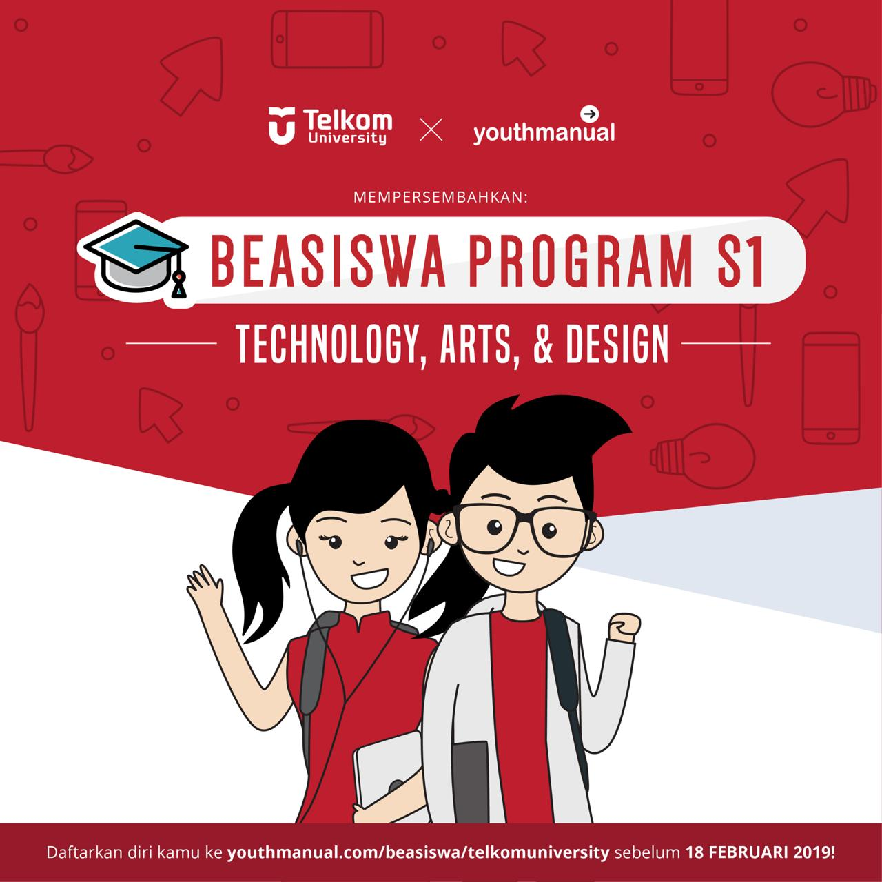 Beasiswa Youthmanual 2019